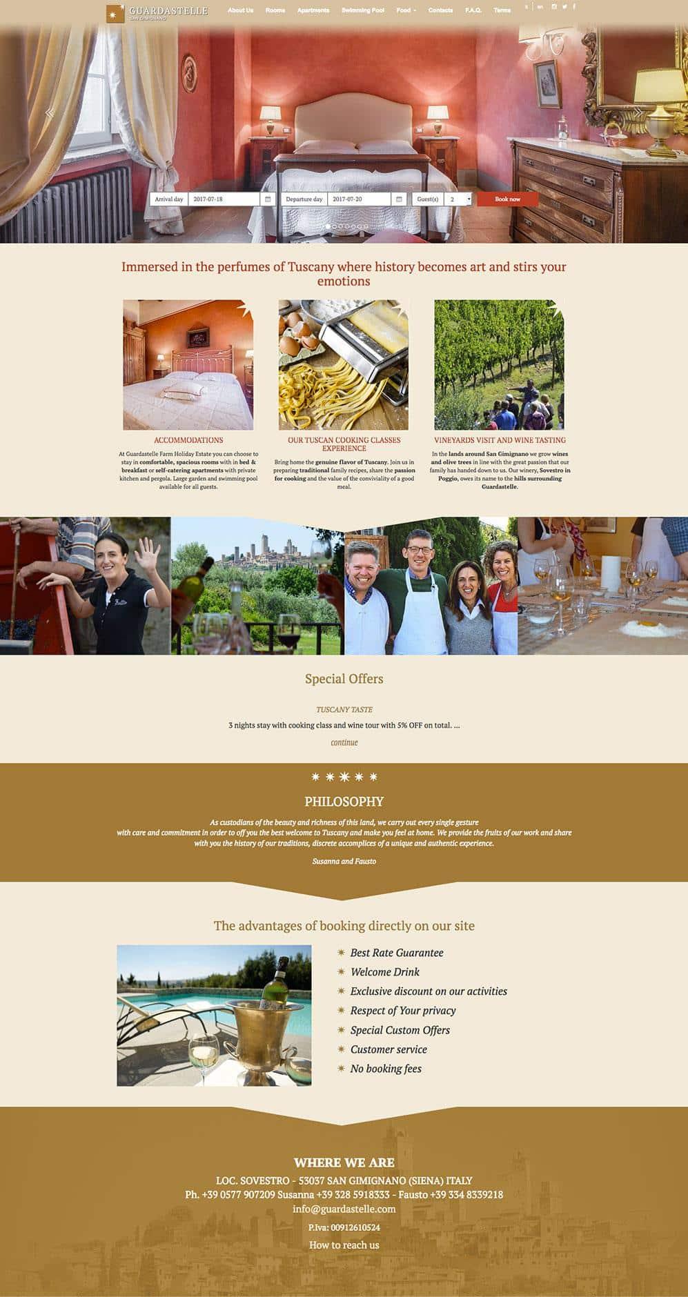 web marketing turistico firenze